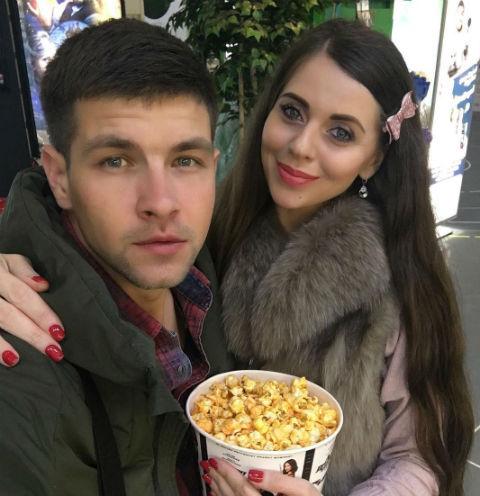 Ольга Рапунцель и Дмитрий Дмитренко