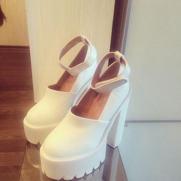 Новые туфли Ксении