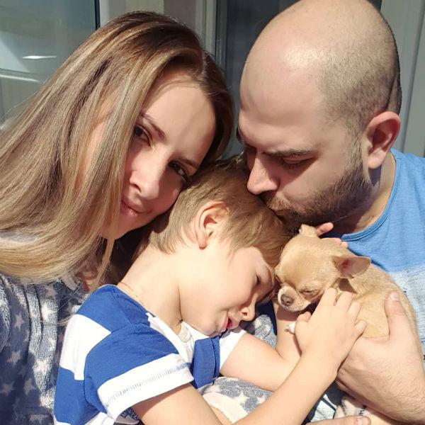 За жизнью семьи Гажиенко следит около 500 тысяч человек