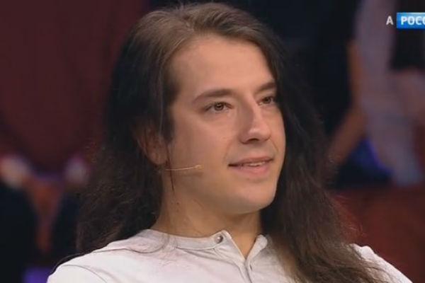Внебрачный сын Евгения Белоусова Роман