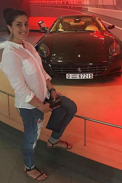 Желанный автомобиль сестер Дадашевых