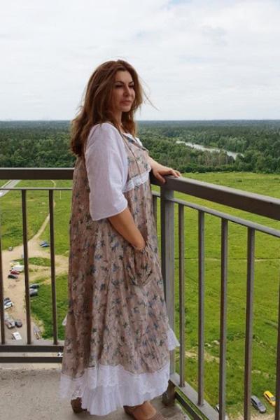 Скоро Ирина сможет попрощаться с длинными платьями