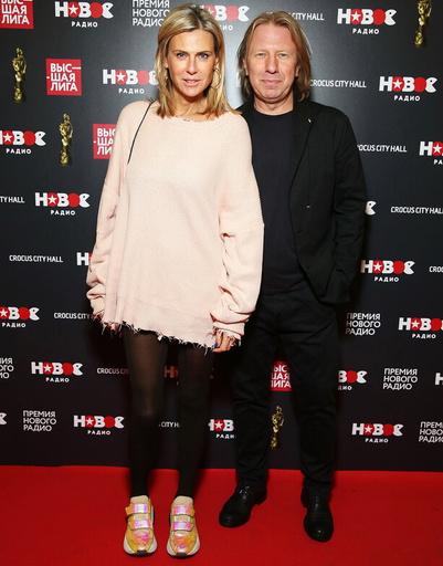 Виктор Дробыш с женой Татьяной