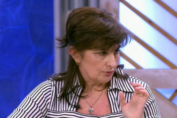Мама Василия Степанова Людмила