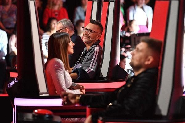 Ани Лорак в жюри шоу «Голос»