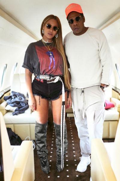Beyonce и Jay-Z