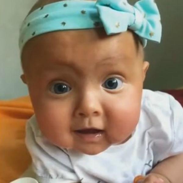 Внучка Ирины Понаровской Шарлотта