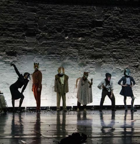Московской публике представят пластический спектакль «Басня. Теория идеального наблюдателя»