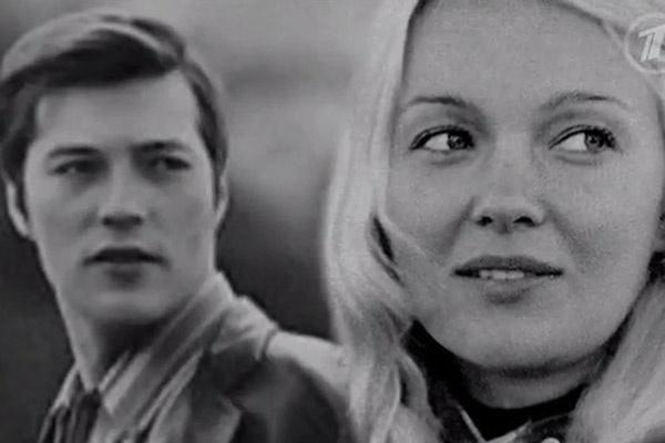 Актеры были удивительно красивой парой