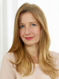 Лилит Швертле, косметолог и консультант марки Weleda