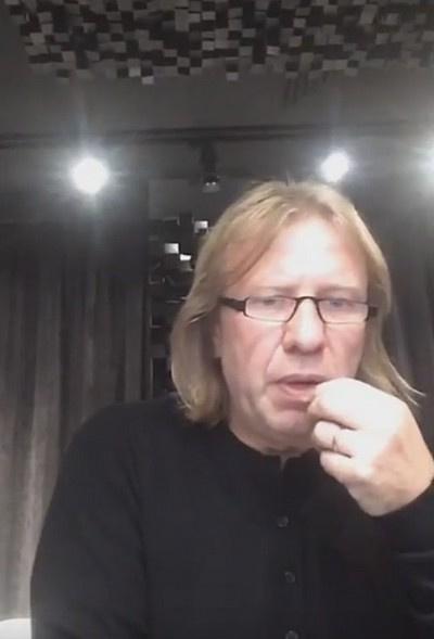 Виктор Дробыш вышел на связь со своими подписчиками