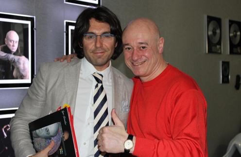 Андрей Малахов и Игорь Сандлер