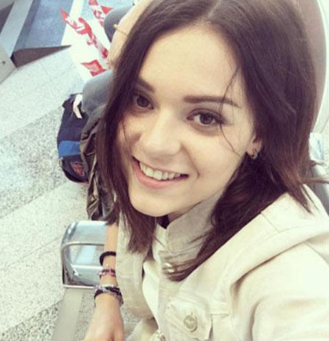 Аделина Сотникова зажгла на девичнике