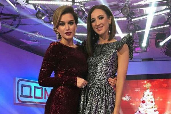 Ксения Бородина и Ольга Бузова — основные ведущие шоу