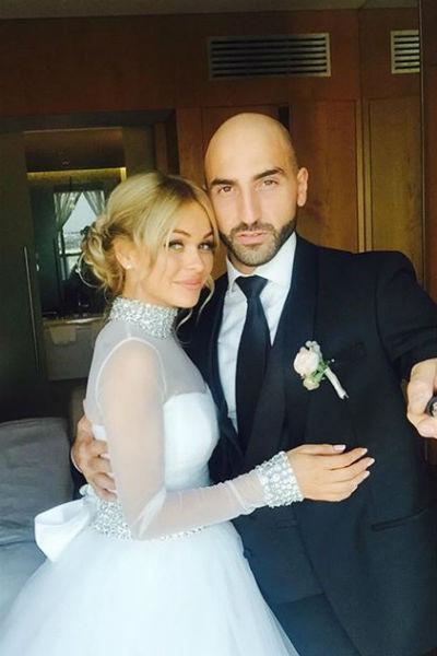 Анна и Артур поженились 7 августа