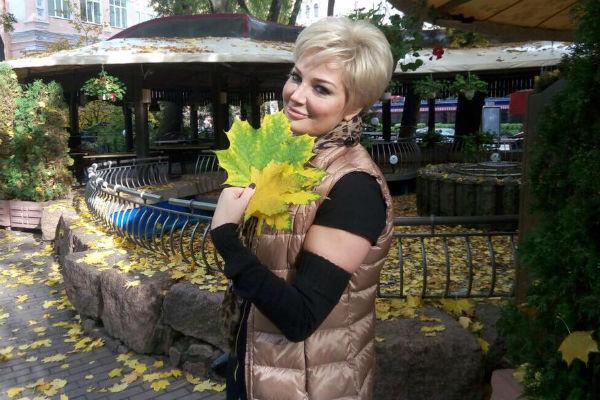 Мария Максакова не собирается возвращаться в Россию