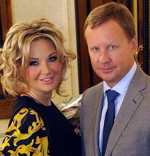 Мария Максакова обратилась к погибшему мужу