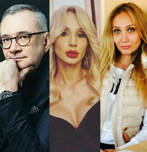 Константин Меладзе, Светлана Лобода и Евгения Власова