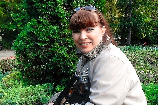Алла Пугачева из Саратова