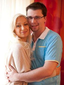 Брак Гарика Харламова и Юлии просуществовал два года