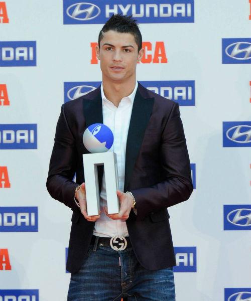3 место. Криштиану Роналду («Реал») – 30 миллионов евро