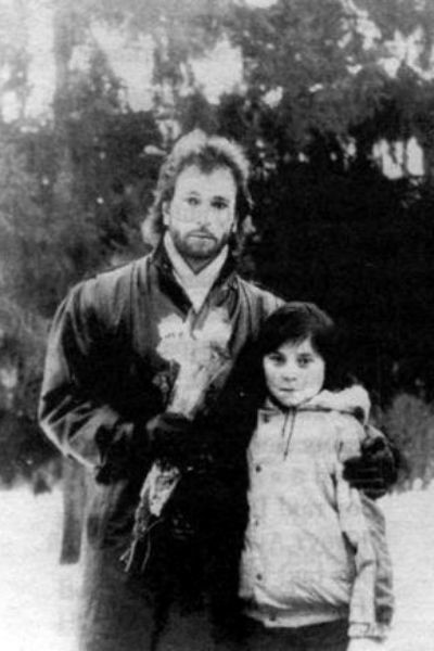 Игорь всегда был очень близок со своим знаменитым отцом