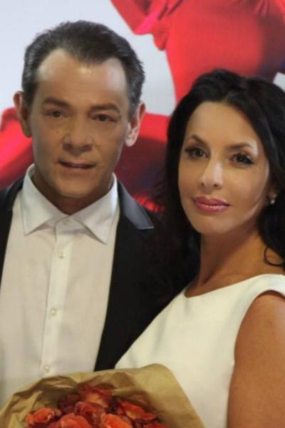 Вадим Казаченко с супругой Ириной
