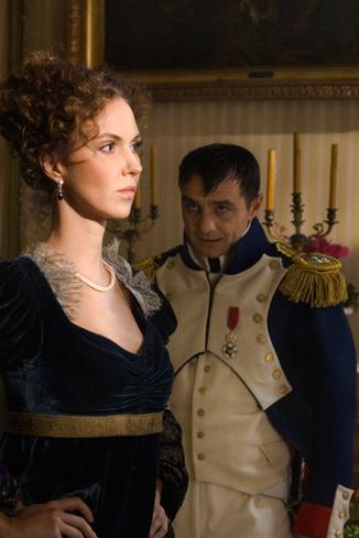 Светлана Меткина сыграла возлюбленную Наполеона, графиню Валевскую