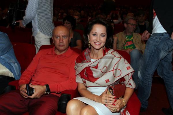 Ольга Кабо часто путешествует с супругом