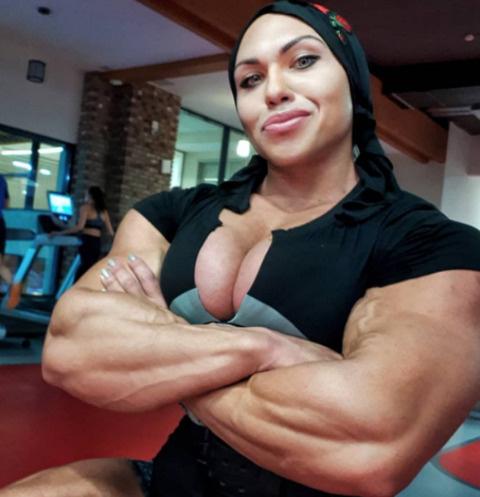 «Девушка Халка». Наталия Кузнецова — сильнейшая женщина мира
