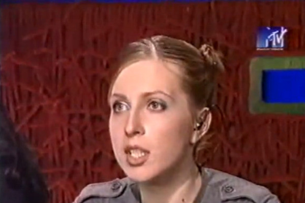 Яна Чурикова вела разные музыкальные программы