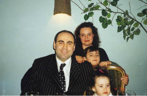 Иосиф Пригожин очень хотел детей, и Елена подарила ему сына и дочь