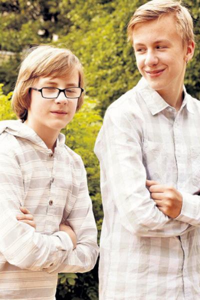 Сыновья актера от предыдущих отношений часто видятся с ним