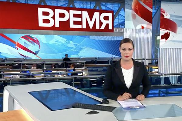 Екатерина редко комментирует слухи о конфликтах с руководством Первого канала