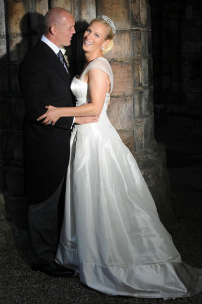 Супруги поженились в 2011 году