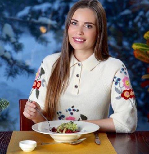 Юлия михалкова родила ребенка