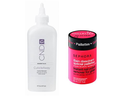 Гель  для удаления кутикулы Cuticle Away, CND, Средство для снятия стойкого маникюра Instant Nail Polish Remover, Sephora