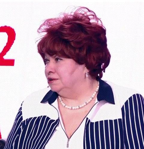 Валентина Ивановна Соловьева