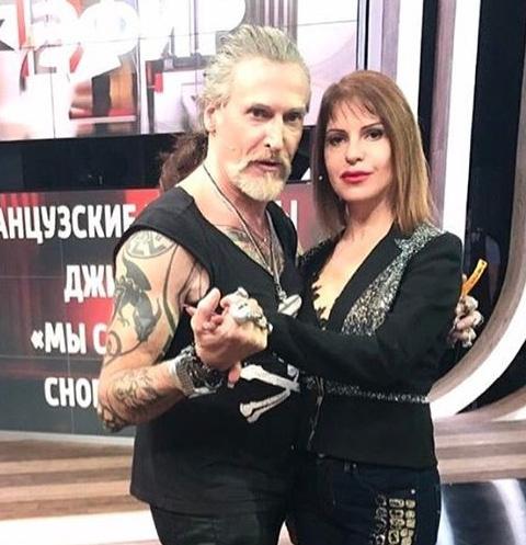 Никита Джигурда и Наталья Штурм