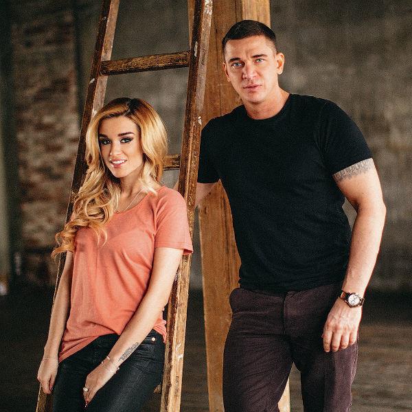 Ксения Бородина и Курбан Омаров живут в браке почти четыре года