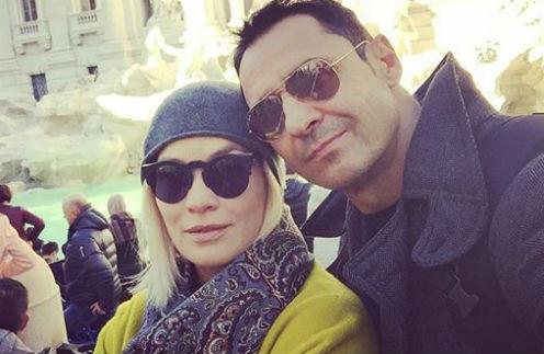 Стас и Юлия Костюшкины