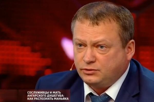 Бывший начальник Попкова Андрей Шестопалов