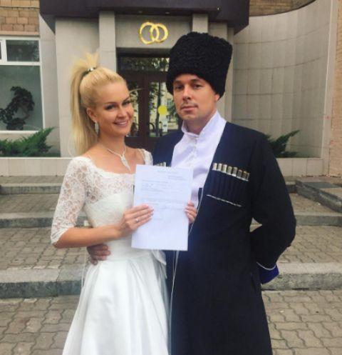 Марина Африкантова и Андрей Чуев собираются стать мужем и женой