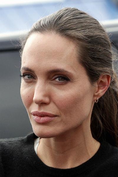 Анджелина Джоли настаивает на тесте ДНК
