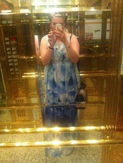 Летний лифтолук от Елены Ваенги