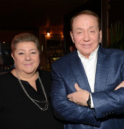 Александр и Светлана Масляковы