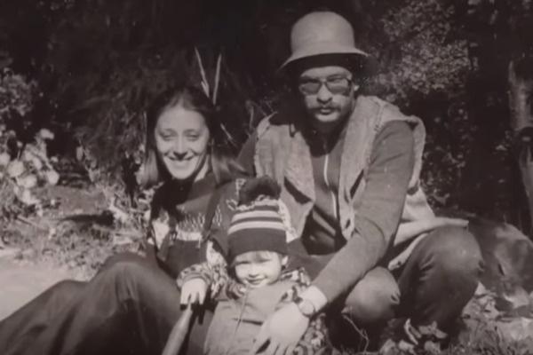 Влад с Татьяной и сыном