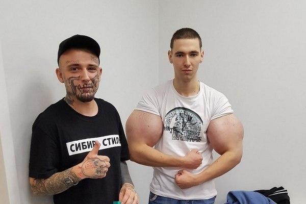 Николай Маркелов и Кирилл Терешин