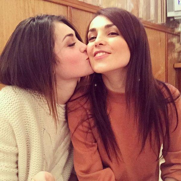 сати казанова и ее сестрв
