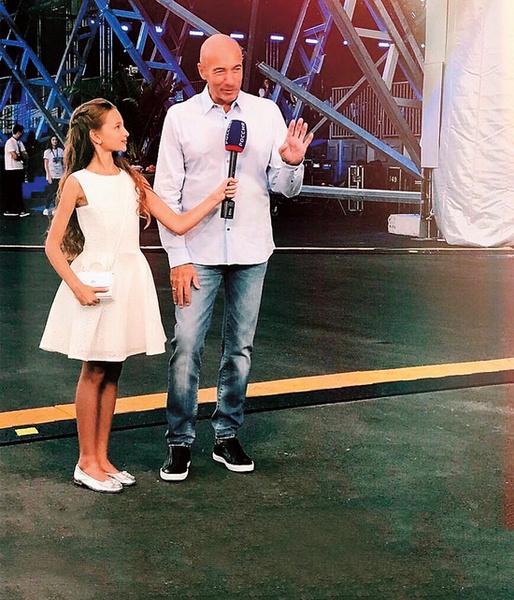 Игорь Крутой одним из первых заметил ее вокальные способности
